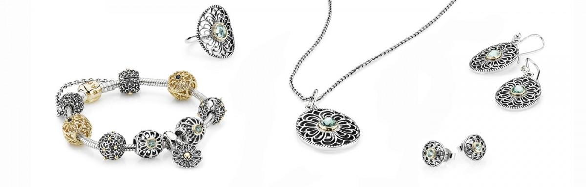 Halsketten von Pandora