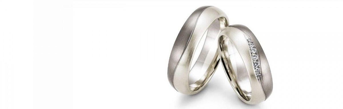 Ringe für die Hochzeit